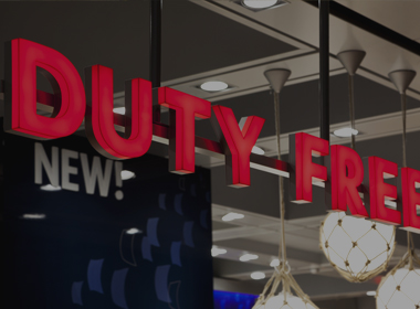 Duty Free Article